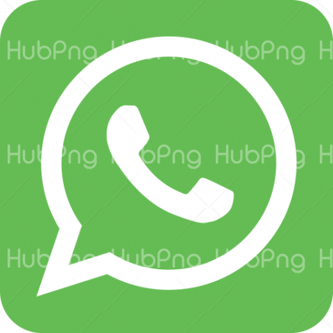 logo whatsapp png icon Transparent Background Image for Free