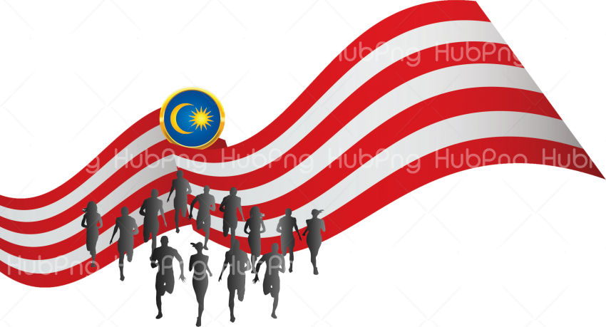 Malaysia flag PNG Transparent Background Image for Free
