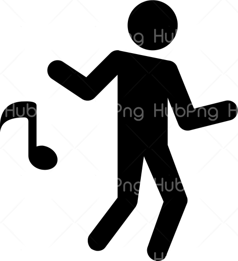 man dance icon png Transparent Background Image for Free
