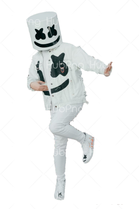 marshmello png hd Transparent Background Image for Free