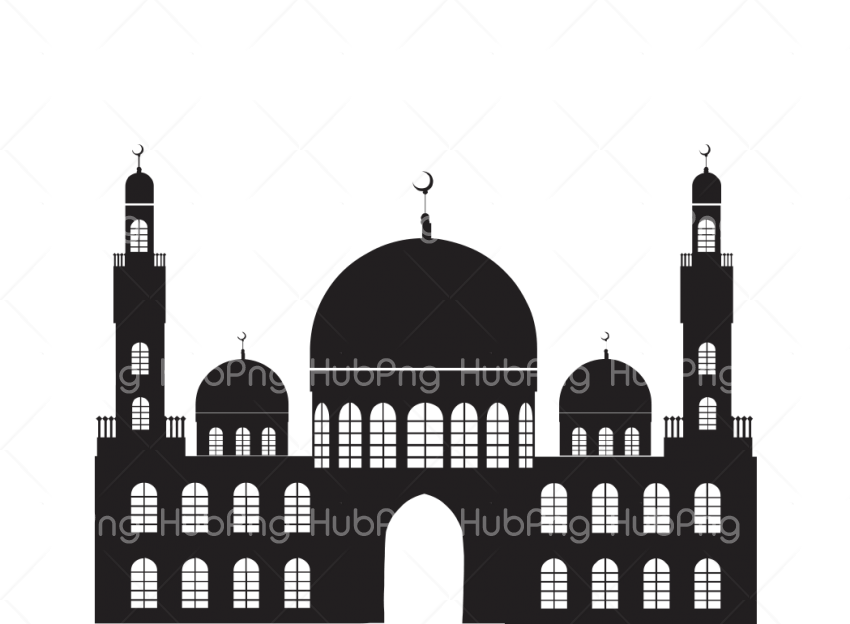 masjid png hd vector Transparent Background Image for Free
