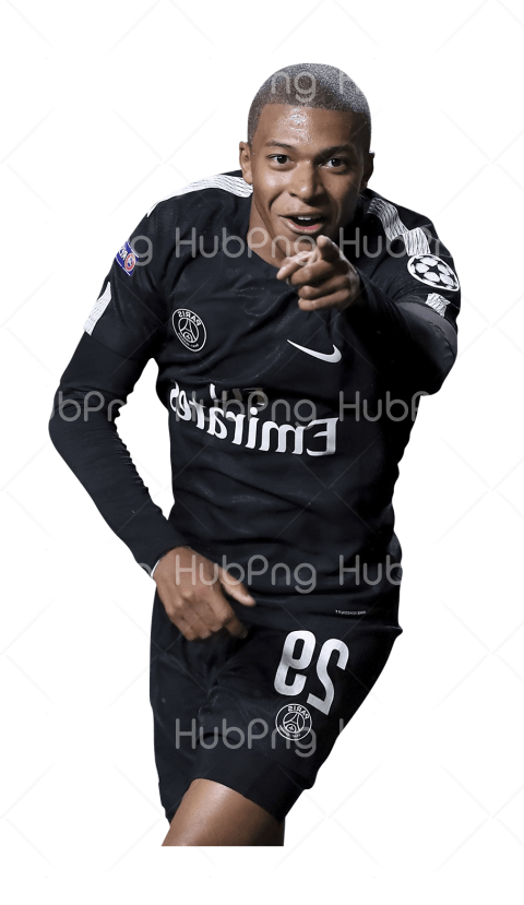 mbappe png Transparent Background Image for Free