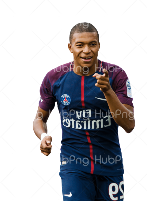 mbappe png hd Transparent Background Image for Free