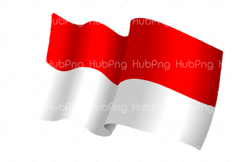 merah putih png hd Transparent Background Image for Free