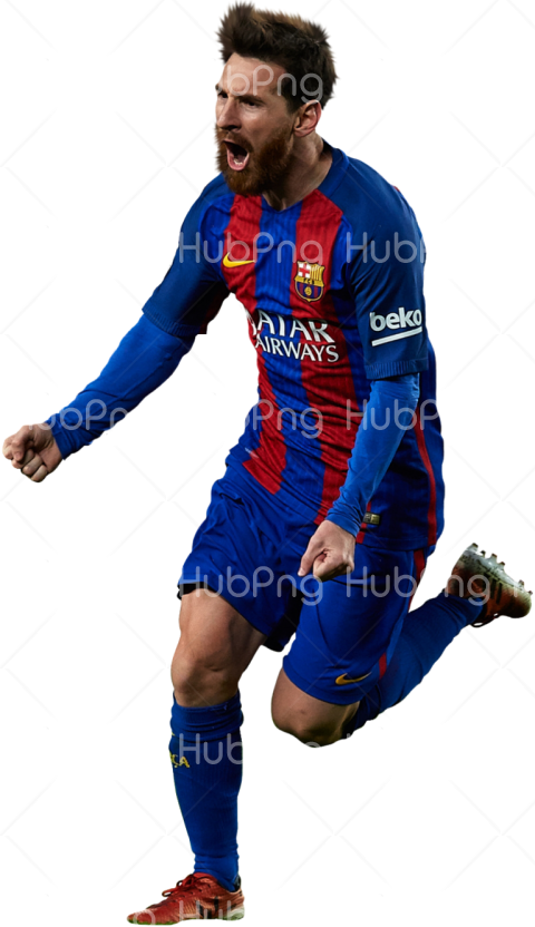 messi png win barcelona liga Transparent Background Image for Free