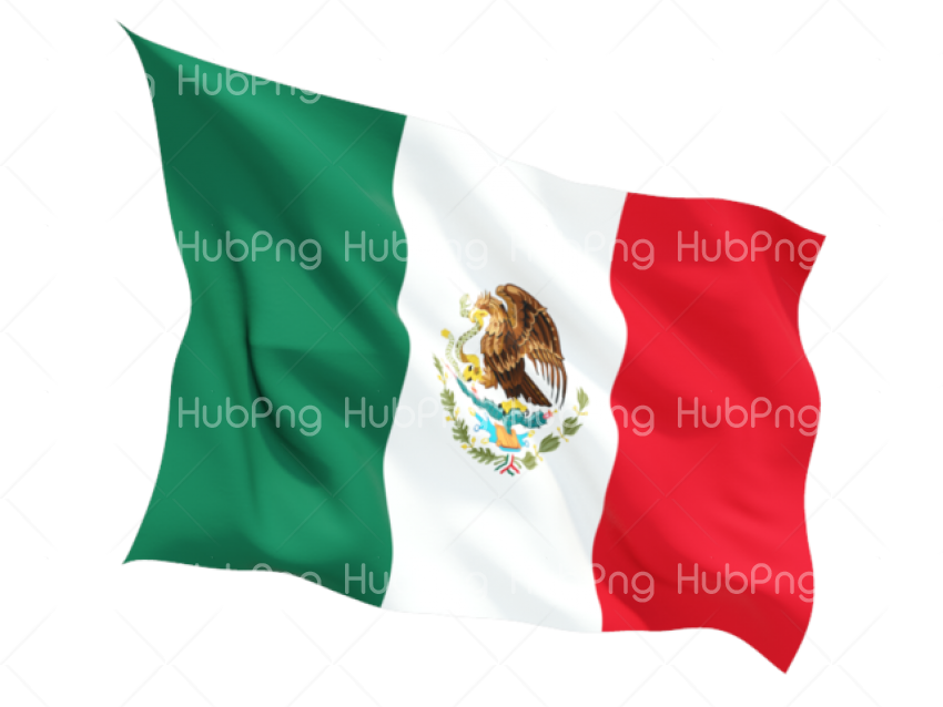 mexico flag png hd Transparent Background Image for Free