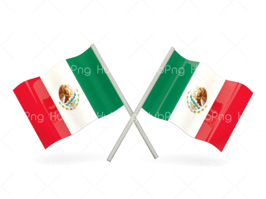 mexico flag png hd clipart Transparent Background Image for Free