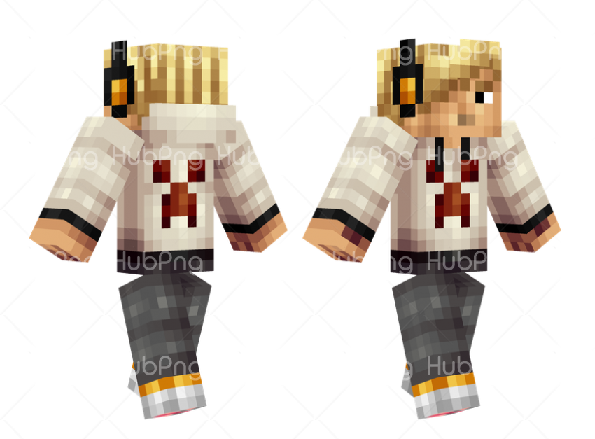 minecraft skins pe png Transparent Background Image for Free