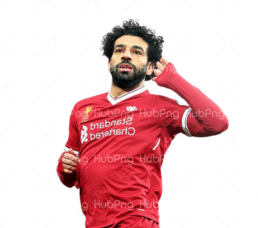 mo salah png Transparent Background Image for Free