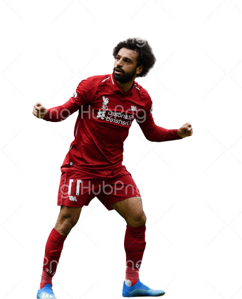 mo salah png hd liverpool Transparent Background Image for Free