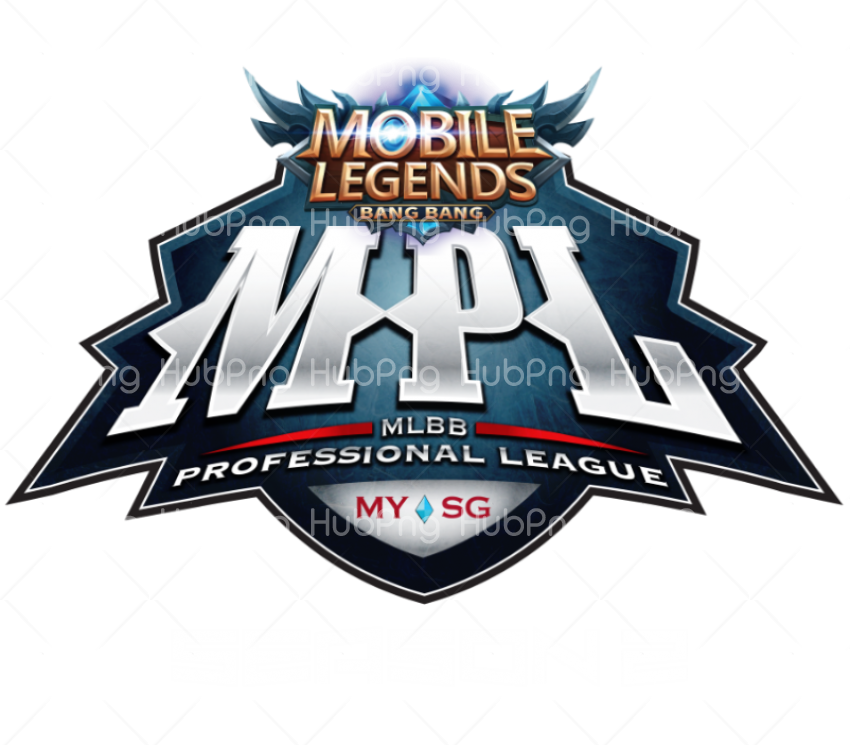 mobile legends logo png MPL Transparent Background Image for Free