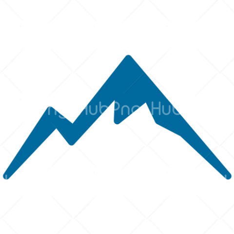 mountain png logo Transparent Background Image for Free