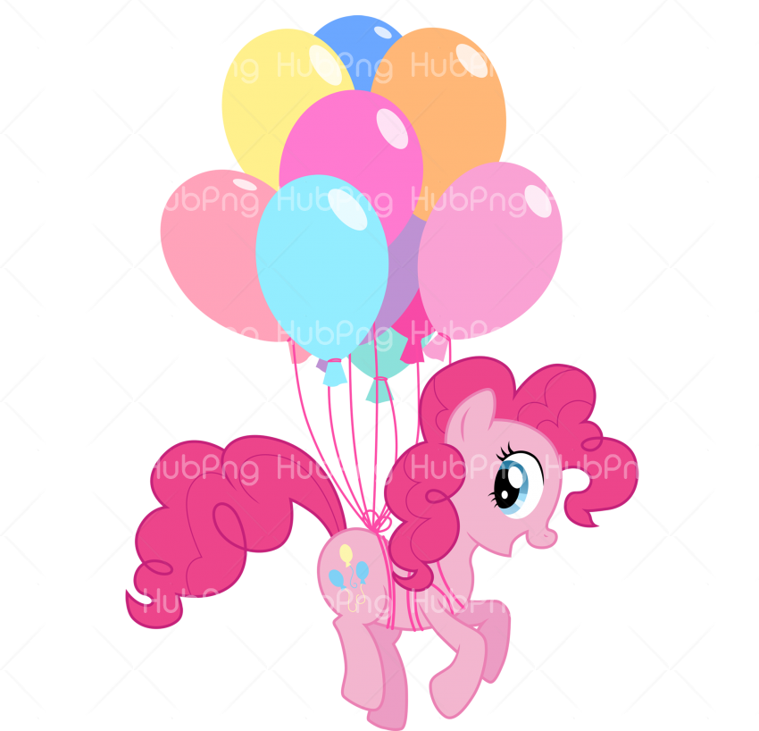 my little pony png pinkie pie Transparent Background Image for Free