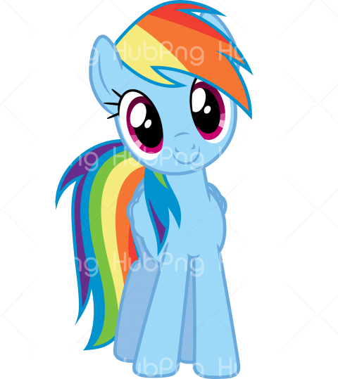 my little pony png rarity Transparent Background Image for Free
