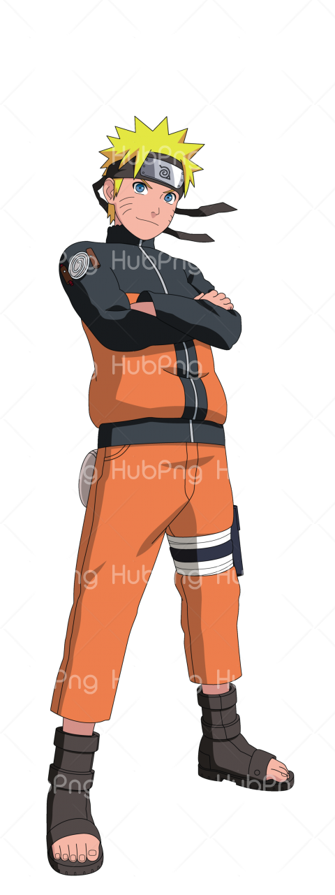 naruto png challange Transparent Background Image for Free