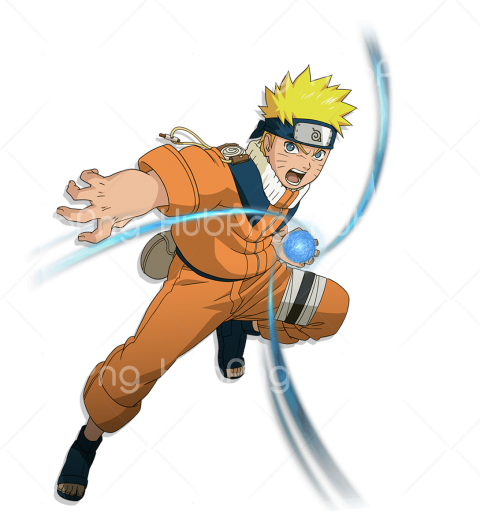 naruto png fight Transparent Background Image for Free