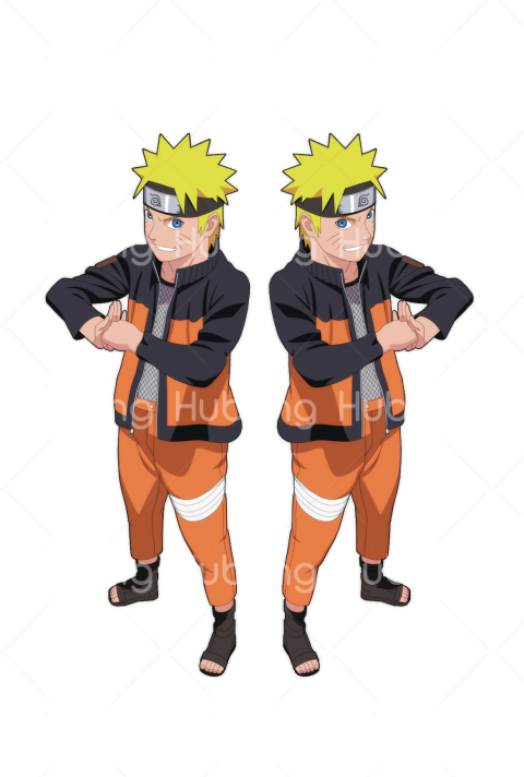 naruto png hd Transparent Background Image for Free