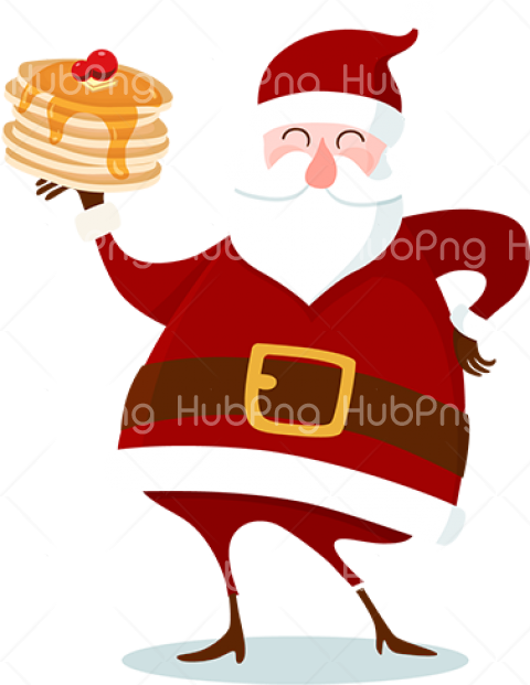 papa noel png santa hat clipart Transparent Background Image for Free
