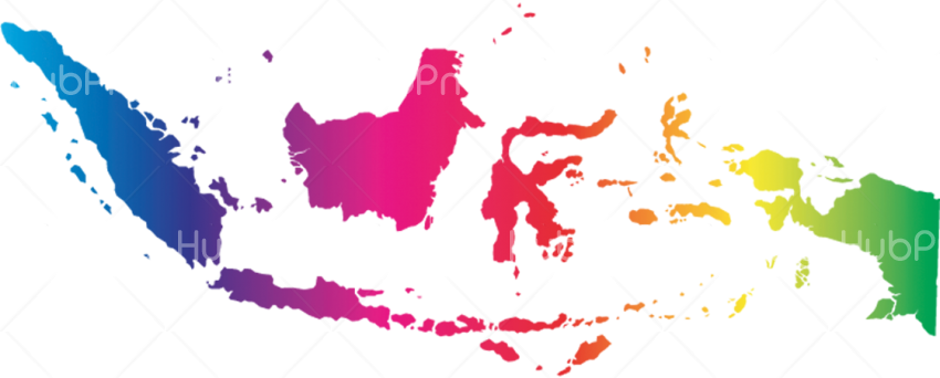 peta indonesia png vector Transparent Background Image for Free