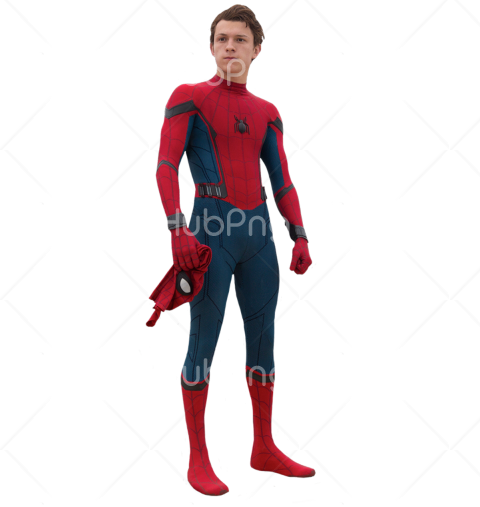 peter spiderman png Transparent Background Image for Free