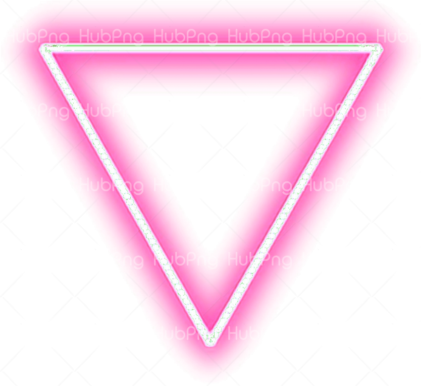 picsart png triangle pink Transparent Background Image for Free