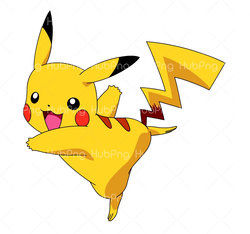 pikachu clipart png Transparent Background Image for Free