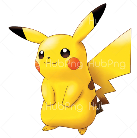 pikachu png  for picsart Transparent Background Image for Free
