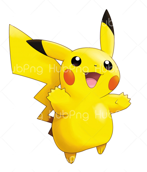 pikachu png hd Transparent Background Image for Free