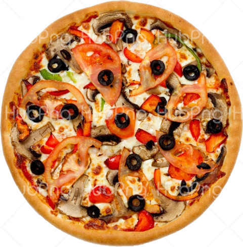 pizza png Transparent Background Image for Free