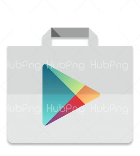 play store logo Transparent Background Image for Free