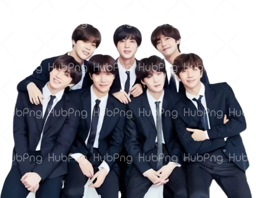 png bts Transparent Background Image for Free
