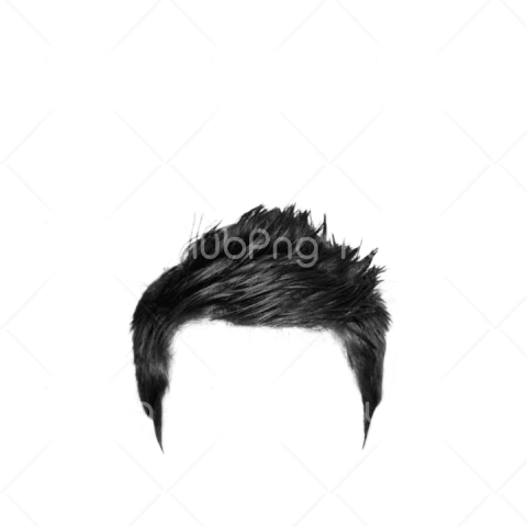 png hair full hd Transparent Background Image for Free