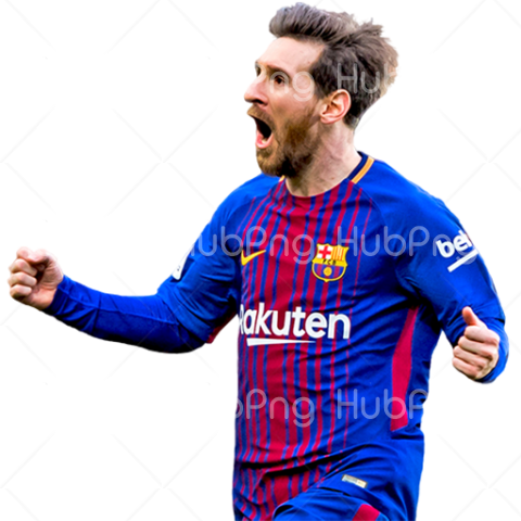 png messi hd barcelona Transparent Background Image for Free