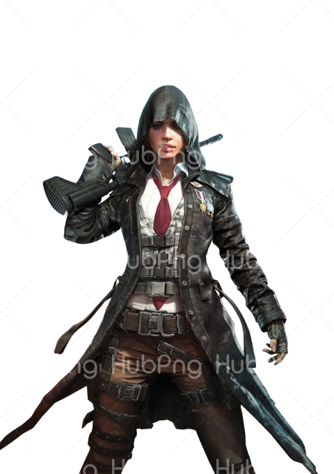 png pubg character Transparent Background Image for Free