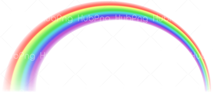 png rainbow hd Transparent Background Image for Free