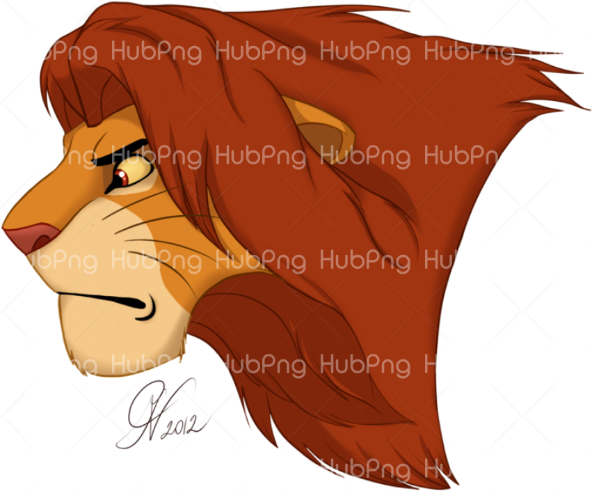 png simba hd Transparent Background Image for Free