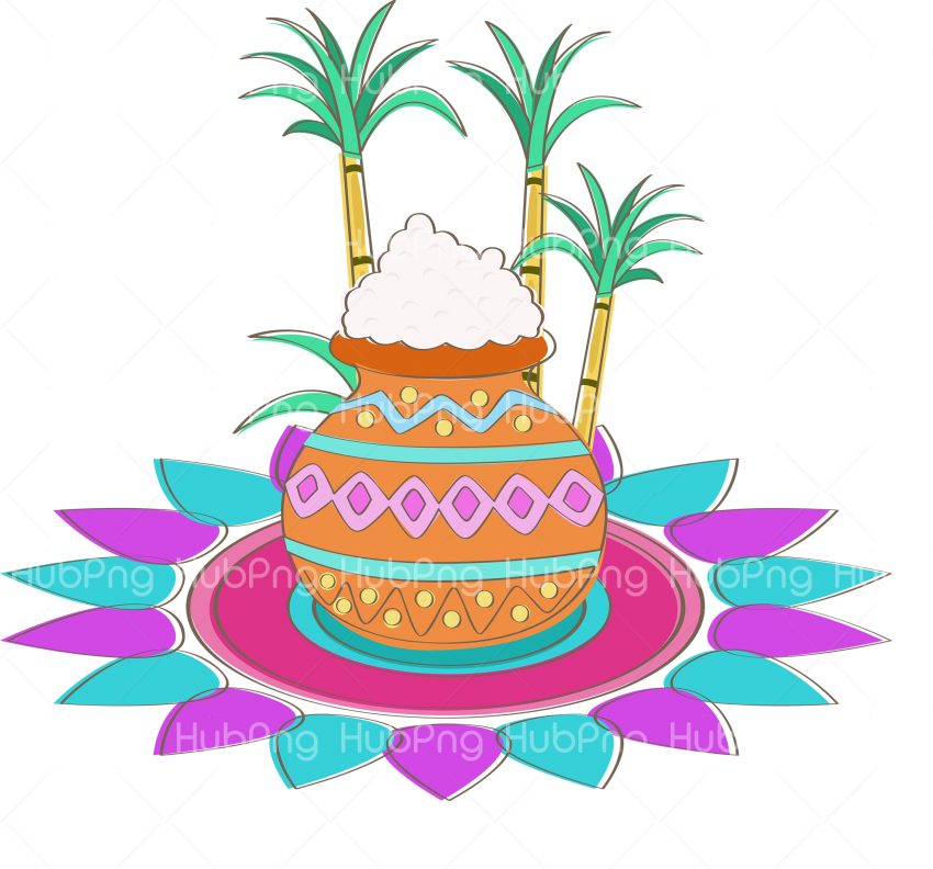 pongal png Transparent Background Image for Free