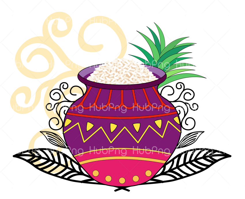 pongal png pineapple plant Transparent Background Image for Free