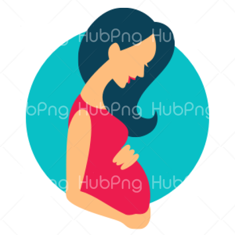 pregnant woman png vector Transparent Background Image for Free