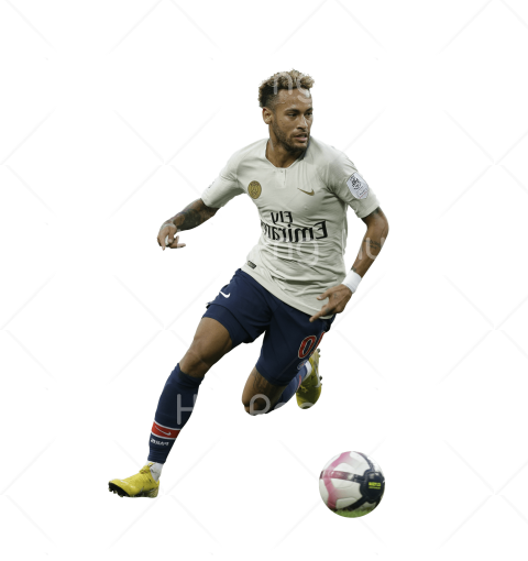 PSG club neymar png Transparent Background Image for Free