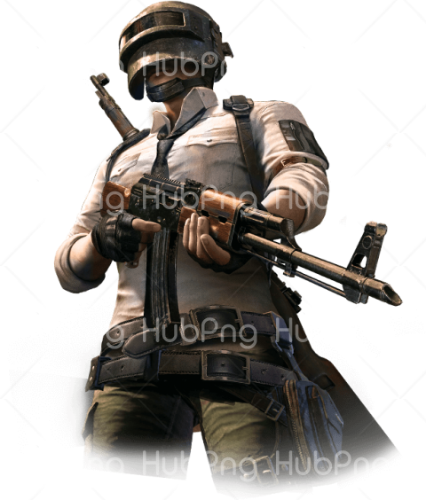 pubg png vector Transparent Background Image for Free