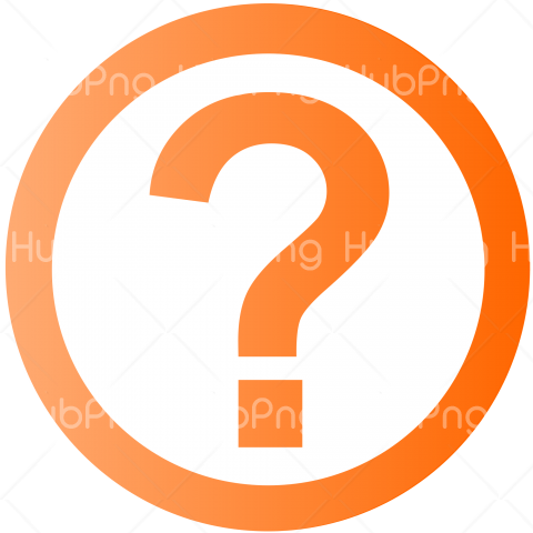 question mark png vector Transparent Background Image for Free