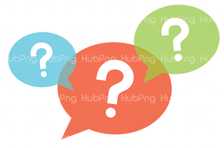 questions mark png Transparent Background Image for Free