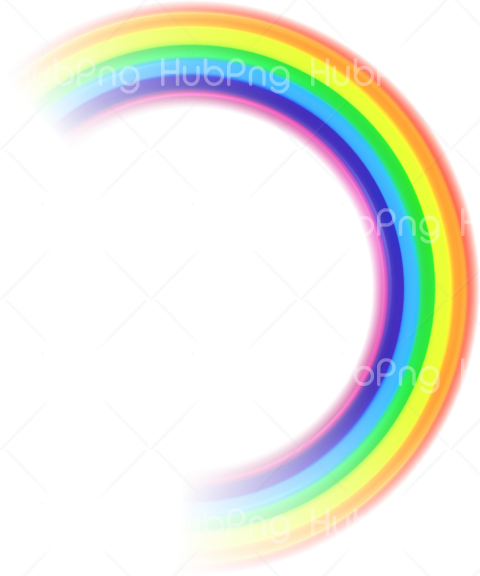 rainbow circle png Transparent Background Image for Free