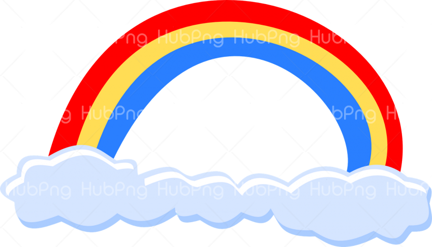 rainbow clipart png Transparent Background Image for Free