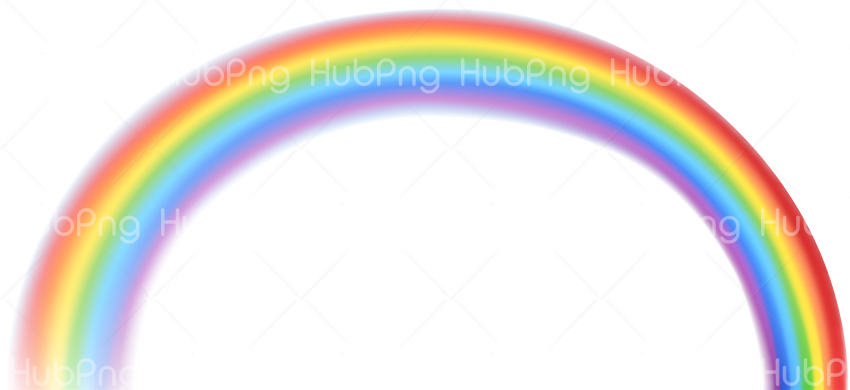 rainbow png clipart color hd Transparent Background Image for Free