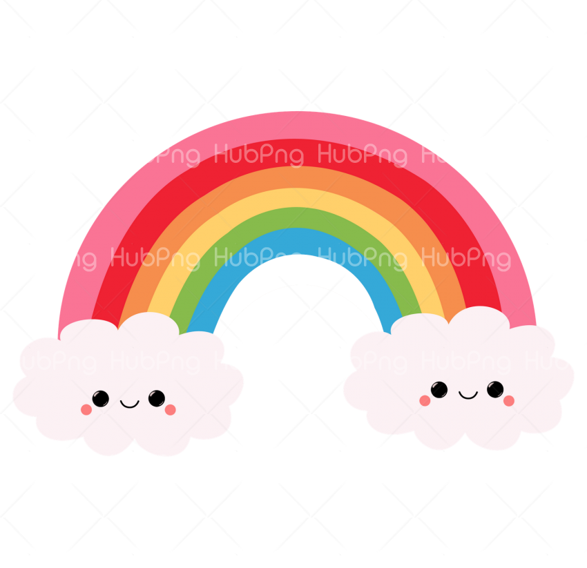 rainbow png hd Transparent Background Image for Free