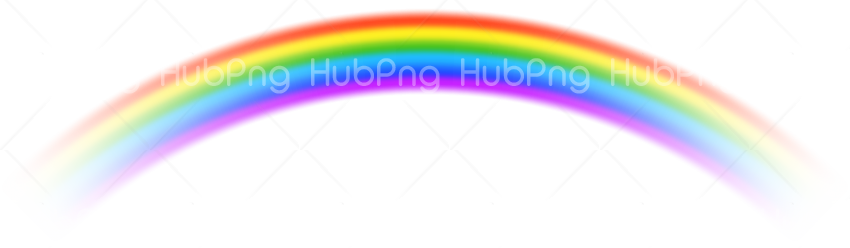 rainbow png vecto hd Transparent Background Image for Free