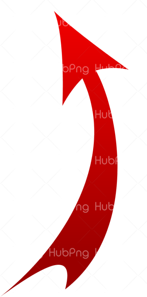 Red Arrow png Transparent Background Image for Free