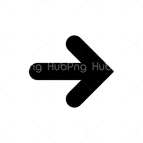 Right Arrow Png Symbol Transparent Background Image for Free